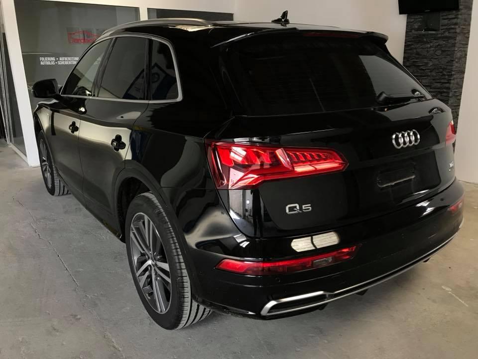 Audi Q5 Vorher